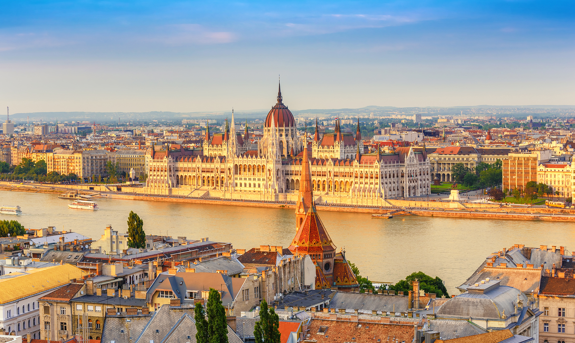 ECWF 2019 i Budapest