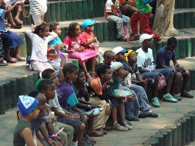 WIZO Center for etiopiske børn i Pardes Katz, Bnei Brak